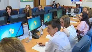 Игорь Васильев поздравил студентов ВГСХА с началом учебного года(ГТРК Вятка)