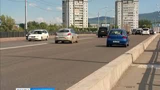 В Красноярске выбрали подрядчика по ремонту Коммунального моста