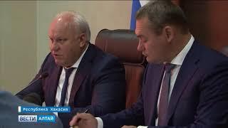 Город Абакан и наукоград Бийск может связать автомобильная дорога