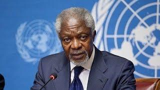 «Он поднял планку ООН на более высокий уровень». Каким мир запомнит 7-го генсека ООН Кофи Аннана