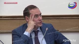В правительстве РД обсудили меры по улучшению ситуации в топливно-энергетическом комплексе