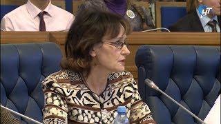На расширеном совещании Правительства Новгородское области рассмотрели вопросы образования