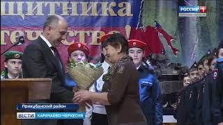 В поселке Кавказском открыли новый Дворец культуры