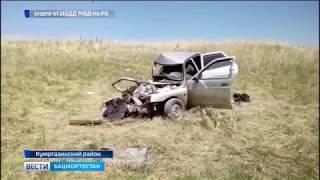 На трассе в Башкирии в ДТП погибла 29-летняя пассажирка ВАЗа