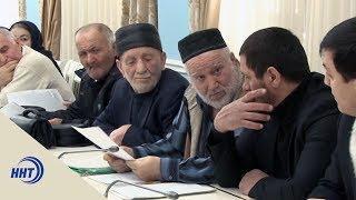 В Махачкалинской мэрии прошла встреча с активом села Красноармейское