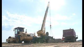 В Гаврилово-Посадском районе приступили к строительству животноводческих комплексов