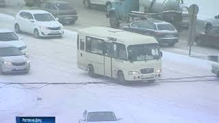Сильный ветер, снег, гололедица: в Ростовской области ожидается ухудшение погоды