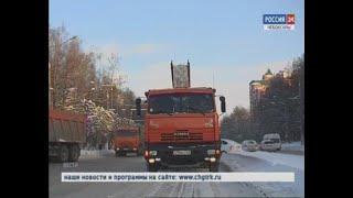 Дорожников будут штрафовать за несвоевременную уборку магистралей