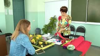 Саратовские флористы удивили Веру Брежневу