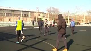 Турнир Биробиджанского муниципального района по мини-футболу продолжается в ЕАО (РИА Биробиджан)