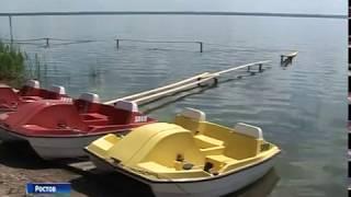 Жители Ростова потеряли свободный доступ к озеру Неро