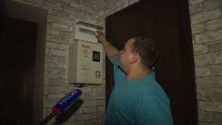 Жители поселка Ново-Иглино на трое суток остались без света и тепла