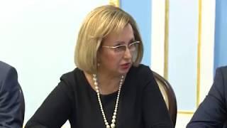Встреча Губернатора с депутатами Облдумы