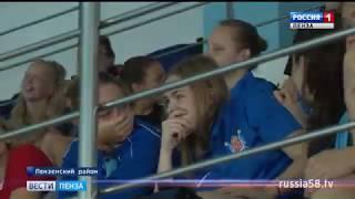 В Пензенской области стартовали финальные соревнования по водному поло