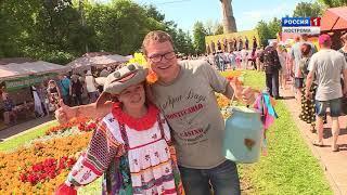 Кострома впервые приняла большой сырный фестиваль