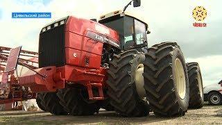 В Цивильском районе открылся крупнейший аграрный форум «День поля».
