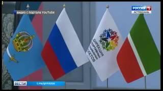 """Астрахань стала одним из 16 ресурсных центров по подготовке волонтеров к """"WorldSkills-2019"""""""