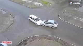 ДТП Бийск Чайковского - Ломоносова 29.05.2018
