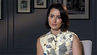 «Правильное послевкусие» чемпионата мира: Тина Канделаки о новом сериале «Большая игра»