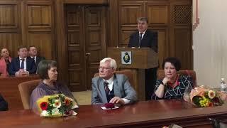 Поздравление работников культуры Хабаровского края