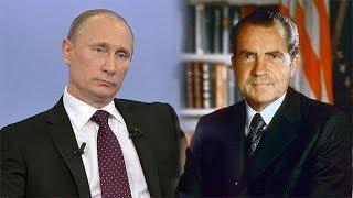 Никсон, Путин и «Часы Судного дня»: как политики становятся персонажами комиксов