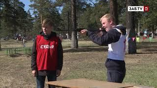 250 участников проверили свою военно - спортивную подготовку на 11 спартакиаде допризывной молодёжи