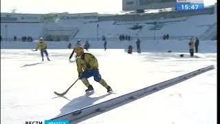 «Байкал-Энергия» на домашнем льду обыграла «Зоркий». Чем недоволен капитан?