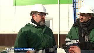 Министр природных ресурсов проверил очистные сооружения череповецких предприятий