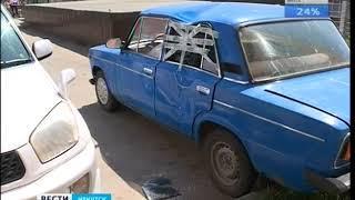 Девочка выпала из окна 15 го этажа в жилом комплексе «Зеркальный» в Иркутске