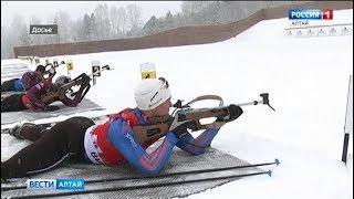 Алтайские биатлонисты не прошли отбор в сборную страны