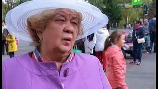 В челябинском Саду Победы отпраздновали День пожилого человека