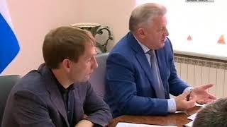 Совещание с министром по развитию Дальнего Востока Александром Козловым