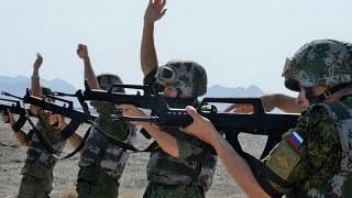 Международные армейские игры проходят в России в 4-й раз…