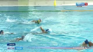 Соревнования по водному поло под Пензой собрали спортсменов из нескольких регионов