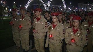 В Волгограде почтили память жертв керченской трагедии