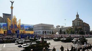 Украина: курс на ЕС и НАТО