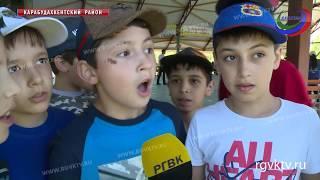 В детском лагере «Солнечный берег» за сезон отдохнет почти 1000 школьников