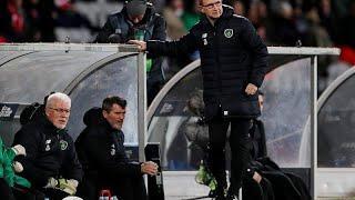 Сборная Ирландии лишилась тренера