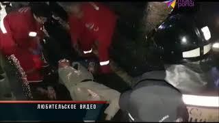 Массовое ДТП в Сочи унесло жизни двух человек
