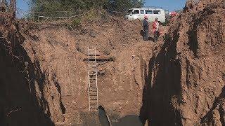 В Петровом Вале реконструируют водопровод