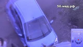 ДТП в Оренбурге с участием 4 авто