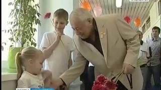 85 лет отмечает легендарный тренер, основатель красноярской школы борьбы Дмитрий Миндиашвили