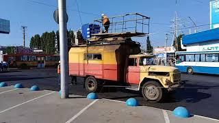 Из-за обрыва проводов в Саратове встали троллейбусы четырех маршрутов