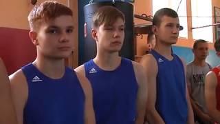 Мастер-класс провели чемпионы по боксу из Дагестана для биробиджанских спортсменов