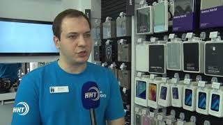Первый в Дагестане официальный бутик электроники SAMSUNG