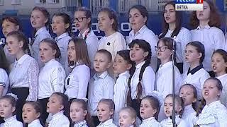 В Слободском прошел традиционный фестиваль духовых оркестров(ГТРК Вятка)