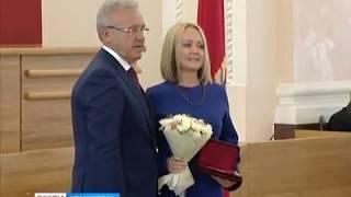 49 жителей края получили государственные награды и почетные грамоты