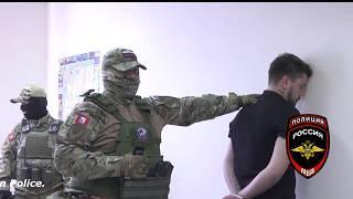 При участии Росгвардии задержаны трое подозреваемых