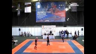 В Тольятти определили лучших борцов страны по смешанному единоборству среди юношей