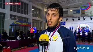 Сборная Дагестана выиграла чемпионат России по паратхэквондо